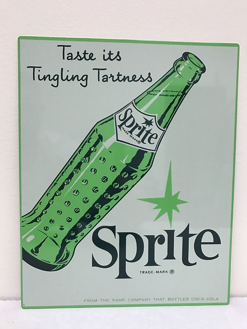 SPRITE REPRODUCTION SIGN
