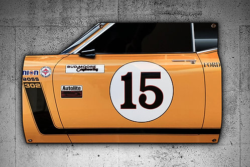 1970 Trans Am Parnelli Jones Mustang