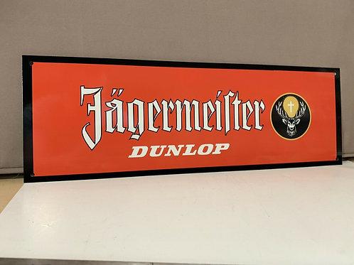 Jägermeister Racing Vintage Sign