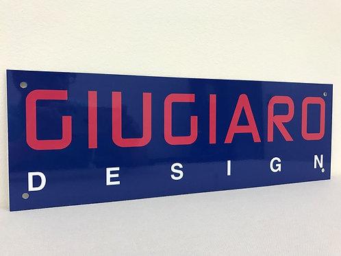 GIUGIARO REPRODUCTION SIGN