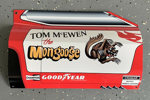 Tom Mongoose McEwen