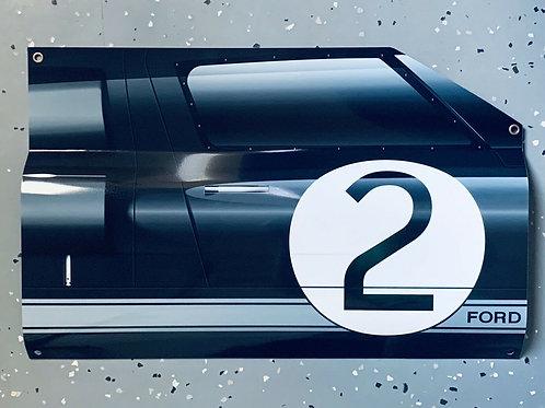 Ford GT 40 Black