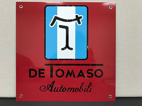DeTomaso Automobili