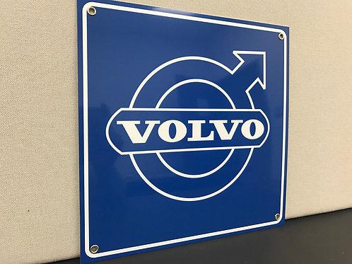 VOLVO REPRODUCTION RETRO SIGN