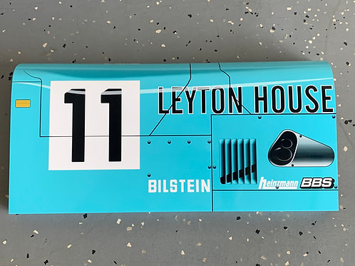 962 Leyton