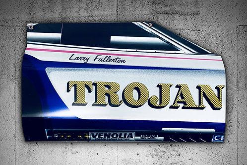 Trojan Horse Mustang Funny Car
