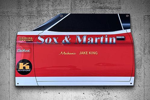 1970 Revell Sox & Martin Barracuda