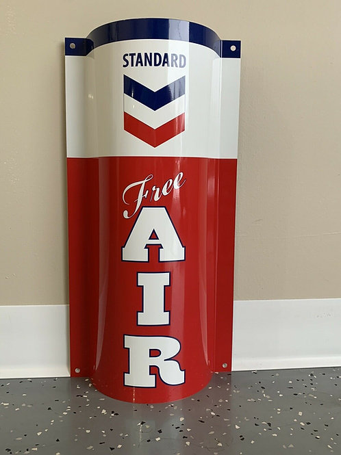 Standard Chevron California Free Air