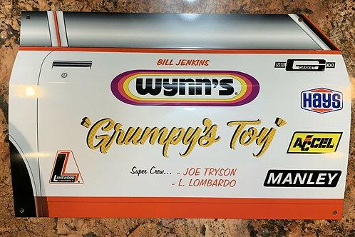 Grumpy`s Toy Race Car