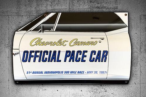 1967 Chevrolet Camaro RS_SS Pace Car