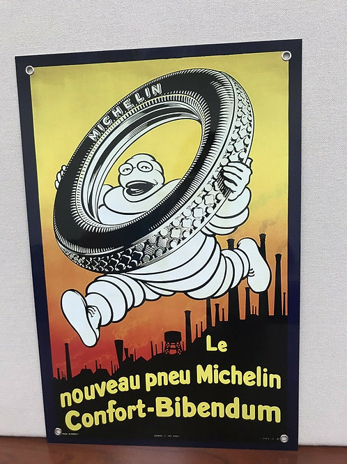 Michelin Tyre Vintage Sign