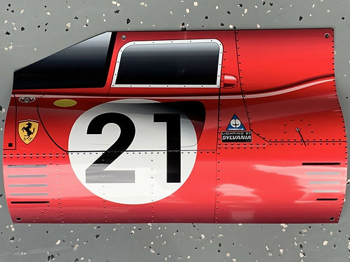 Ferrari P4 Le Mans