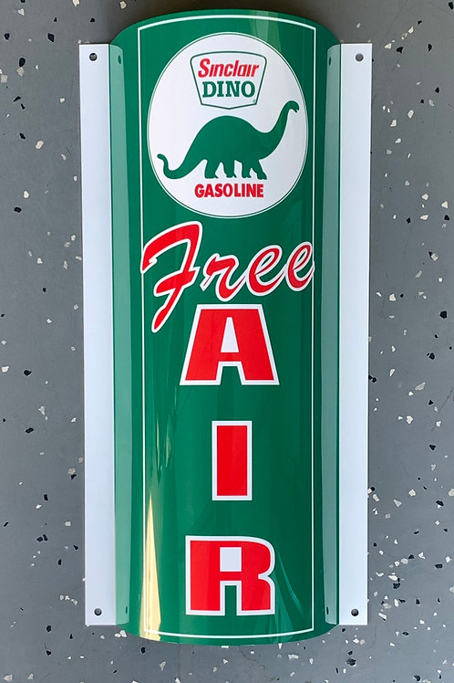 Sinclair Dino Gasoline Free Air