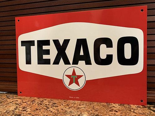 Texaco Vintage Sign
