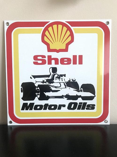 Shell Motor Oils F1 Racing