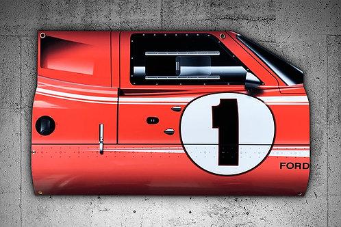 1967 Ford GT LeMans GurneyFoyt