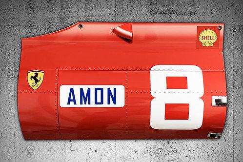 Chris Amon Ferrari