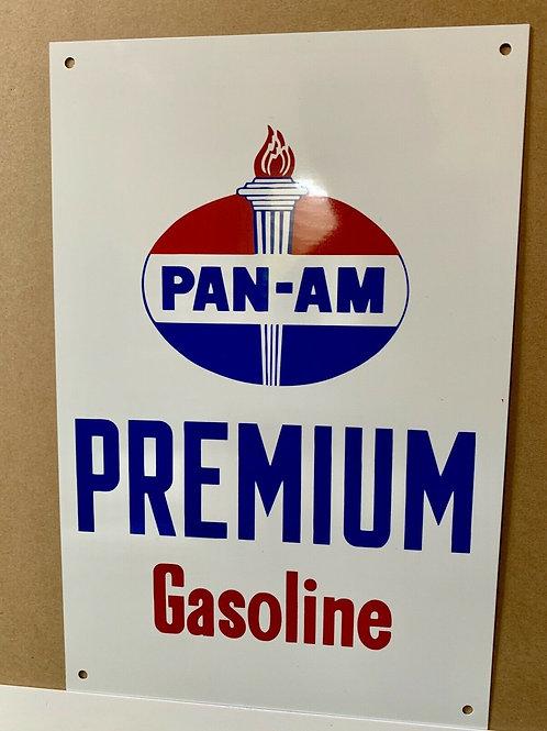 Pan-Am Premium Gasoline