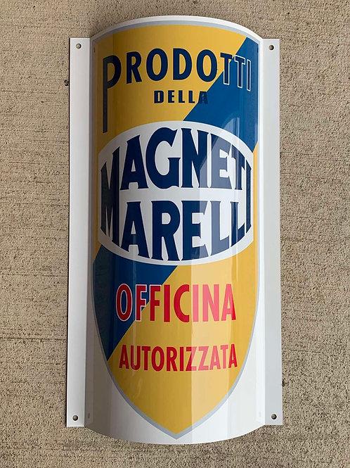 Magneti Marelli Authorized Store Sign