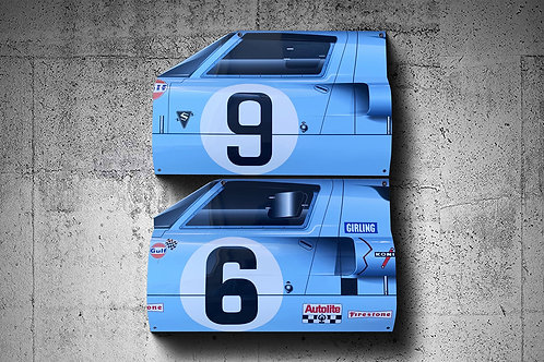 Ford GT40 1968 - 69.