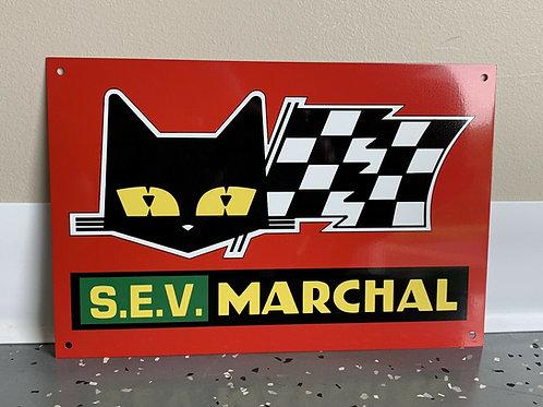 S.E.V. Marchal Vintage Racing Sign