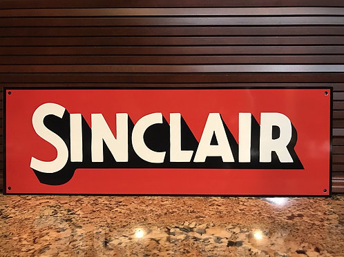 SINCLAIR RED DINO OIL
