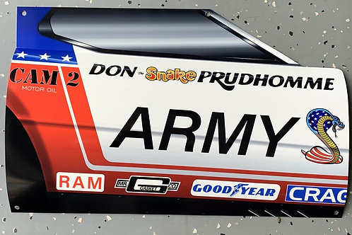Don Prudhomme Snake Army