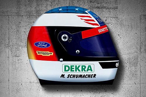 Michael Schumacher 1994 F1 Helmet