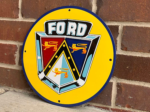 Ford Vintage Style Sign