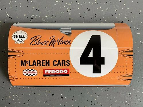 Bruce McLaren F1