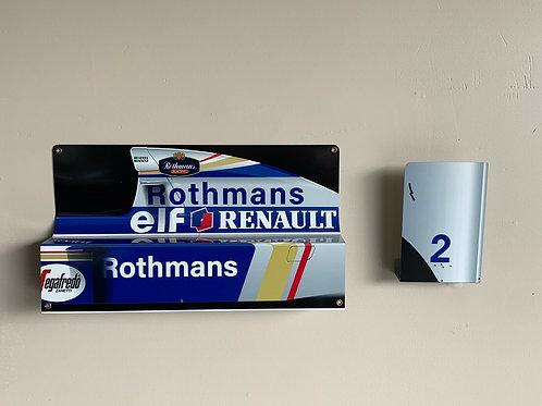 Ayrton Senna Wiliams Renault FW16
