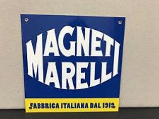 MAGNETI MARELLI REPRODUCTION SIGN