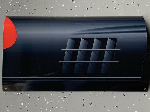 Mercedes 300SL Gullwing_Black