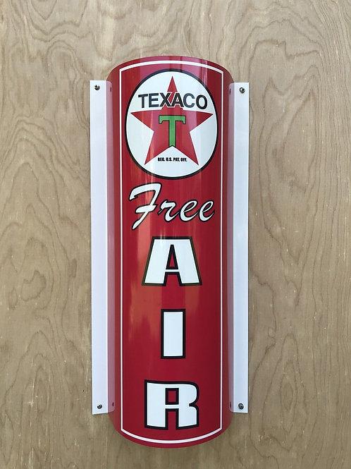 Texaco Gasoline Free Air