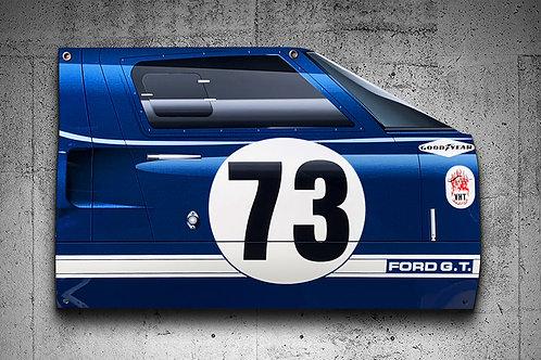 Ford GT40 1965 Daytona Winner #73 Ken Miles