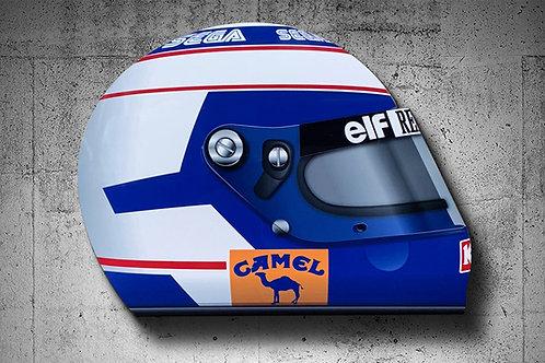 Alain Prost 1993 F1 Helmet