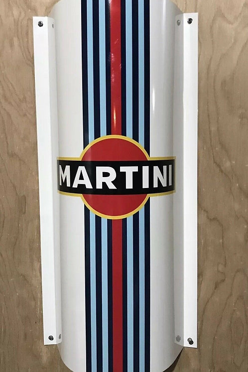 Martini Curved Sign