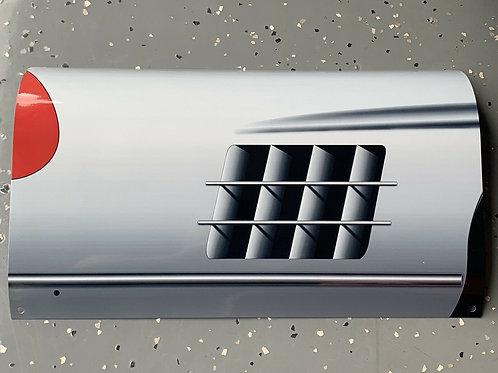 Mercedes 300SL Gullwing_Silver