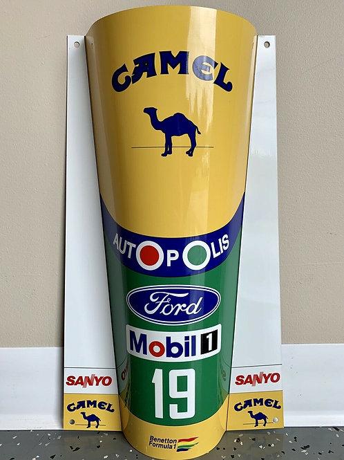 Schumacher Beneton Ford F1 1991