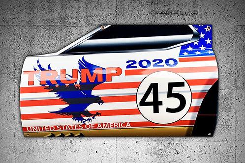Trump 2020 Funny Car