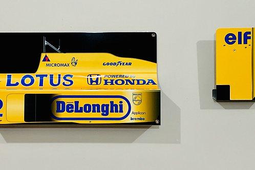 Senna Lotus F1