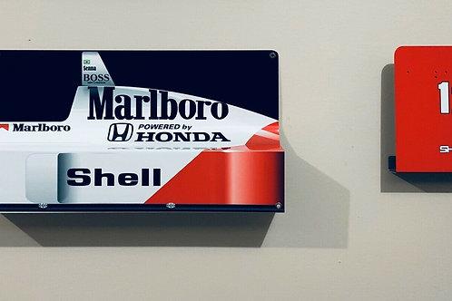 Ayrton Senna Mclaren Honda F1