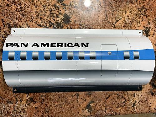 Pan American Dc-8 Passenger Plane