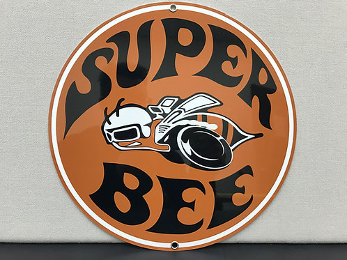 SUPER BEE DODGE REPRODUCTION SIGN
