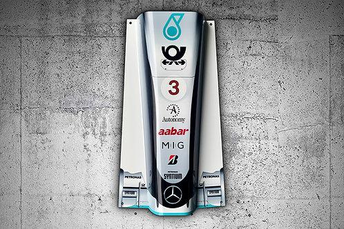 Schumacher Mercedes F1 2010