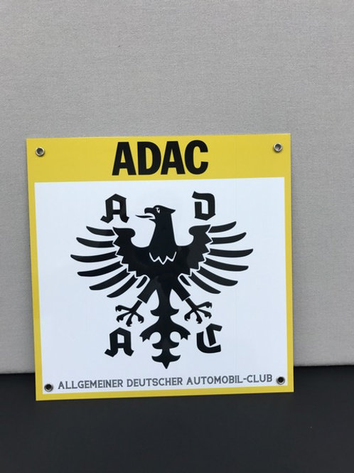 ADAC REPRODUCTION SIGN