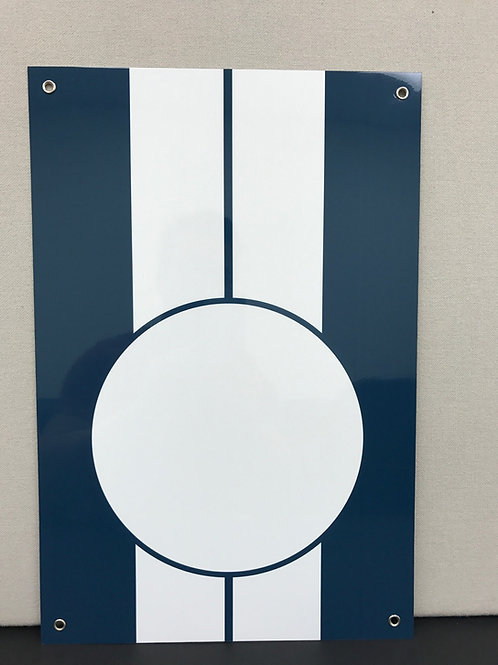 SHELBY DAYTONA RACING REPRODUCTION SIGN