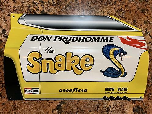 Don Prudhomme Snake car
