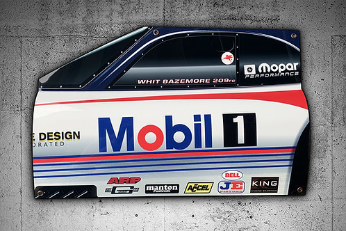 1995 Whit Bazemore Mobil 1 Dodge Avenger