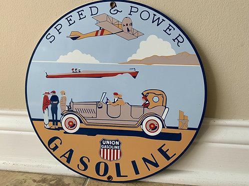 Union Speed & Power Gasoline